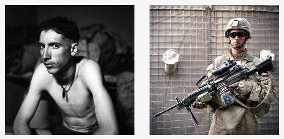 Sangin, Afghanistan: Portraits of a Marine Squad, by Elliott Woods